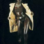 Hank Willis Thomas Ode to the III Nana 1998/2007 - 2007 - C-print digitale - ed. di 5 - cm 91.4 x cm 72